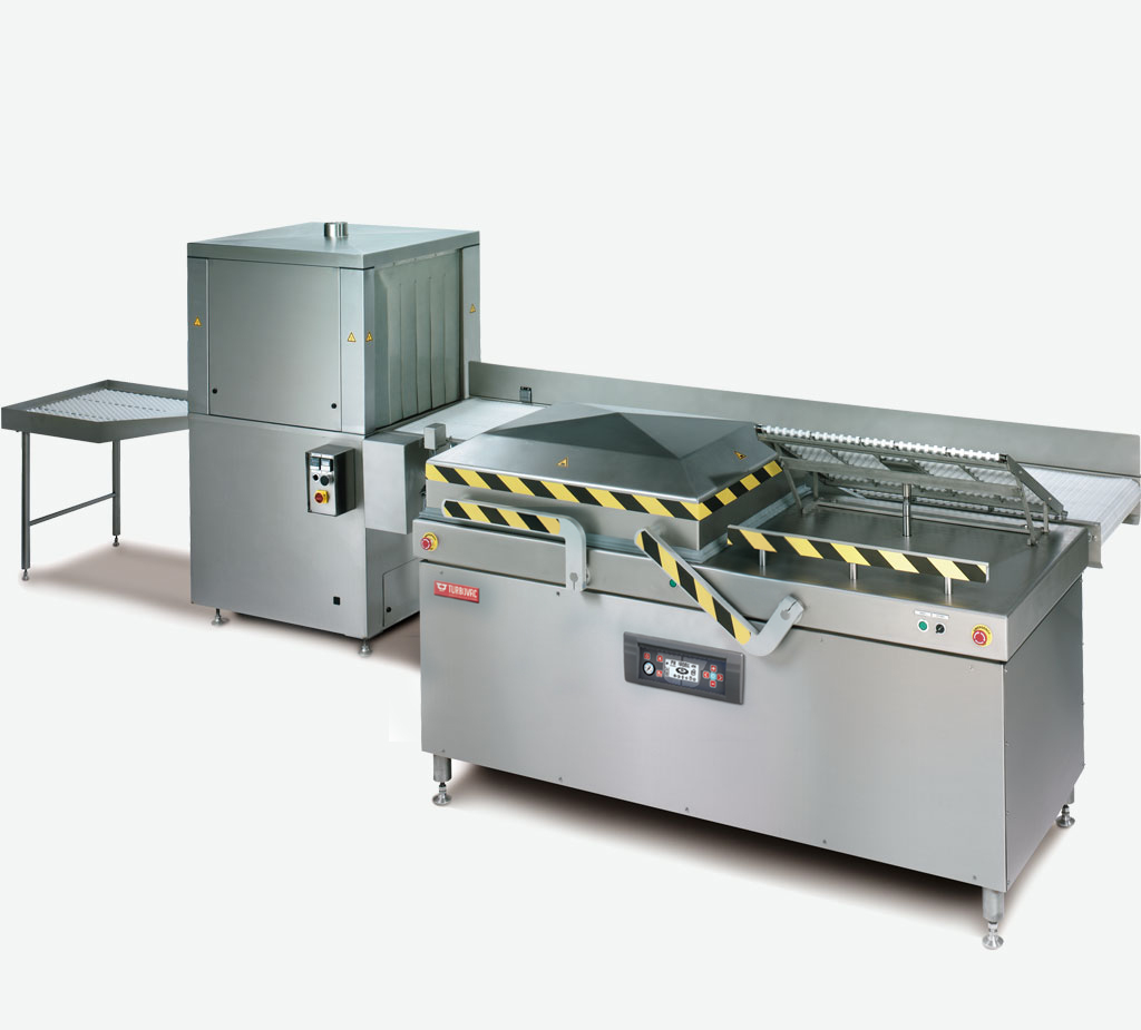 Henkovac Automatic Packaging Line